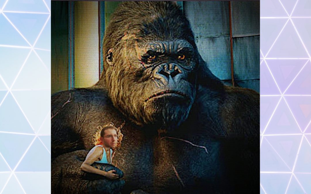 Cry Hard (With a Vengeance): The Passion of the Kong