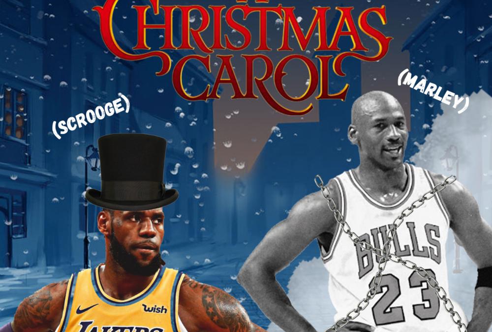 A LeBron James Christmas Carol