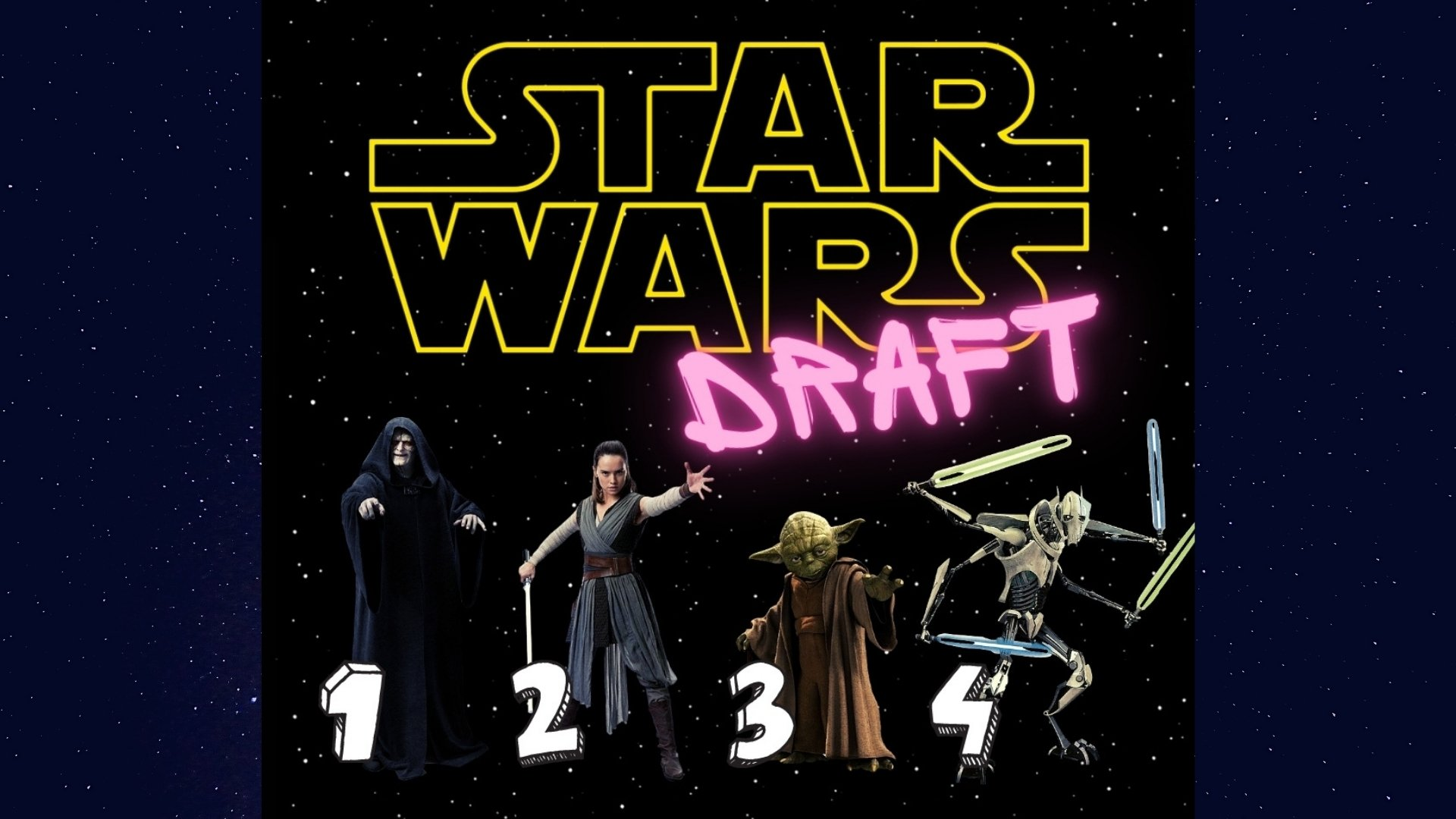 Star Wars: The Trial of Seven Draft