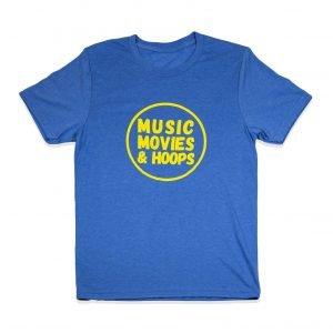 Blue and Gold Tee