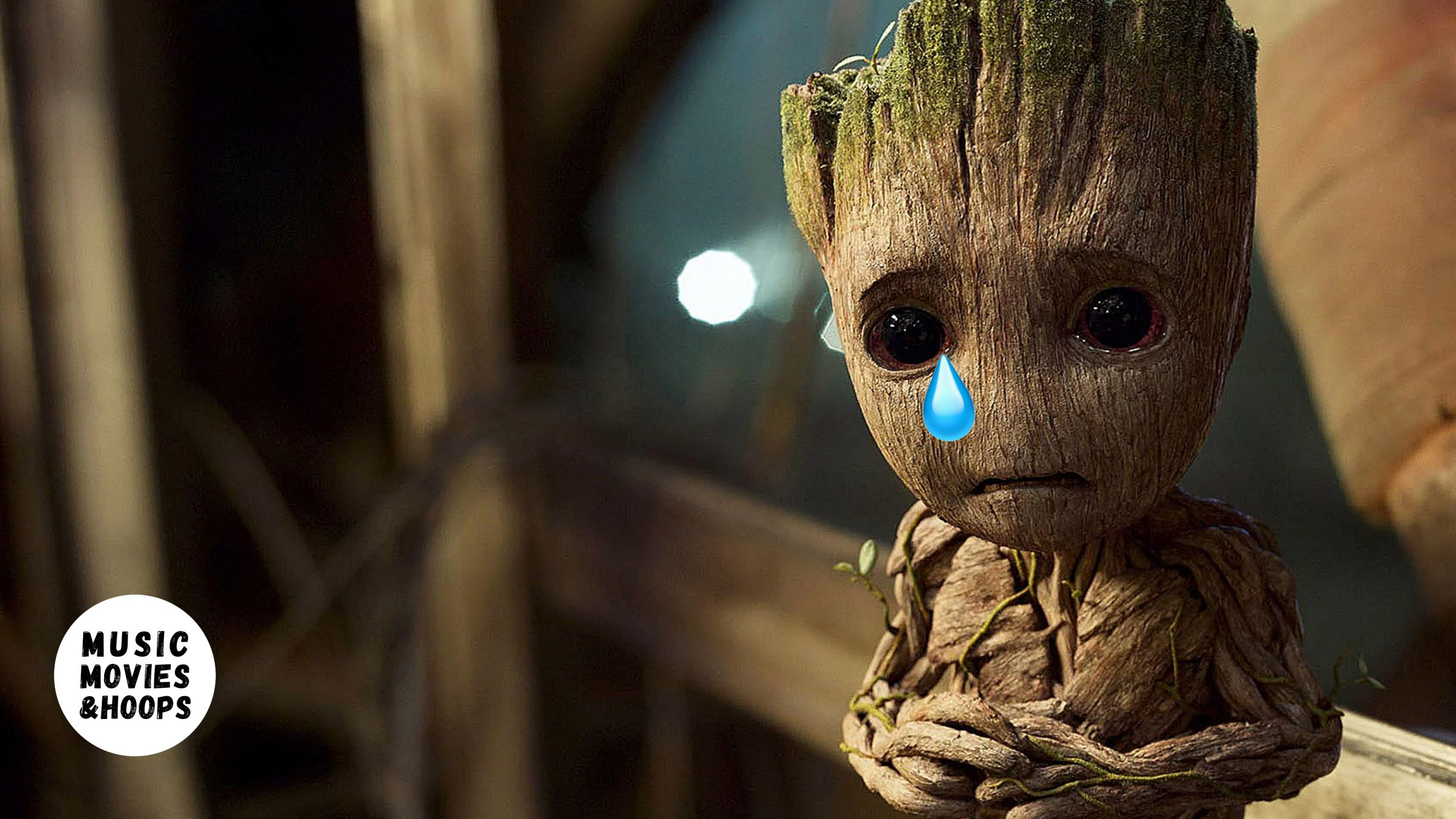 Cry Hard With a Vengeance   We Are Groot