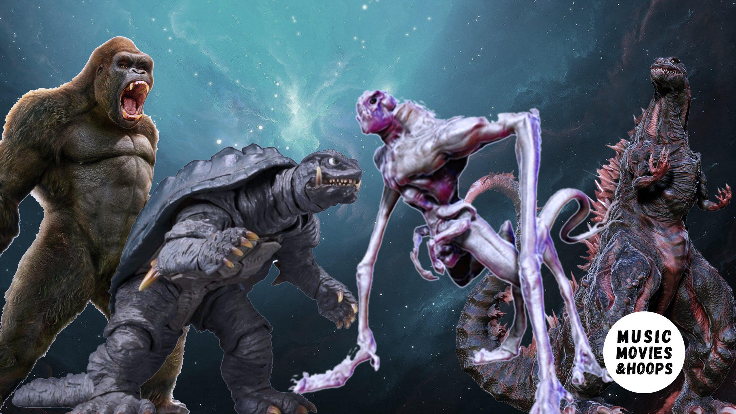 Release the…Kaiju Draft
