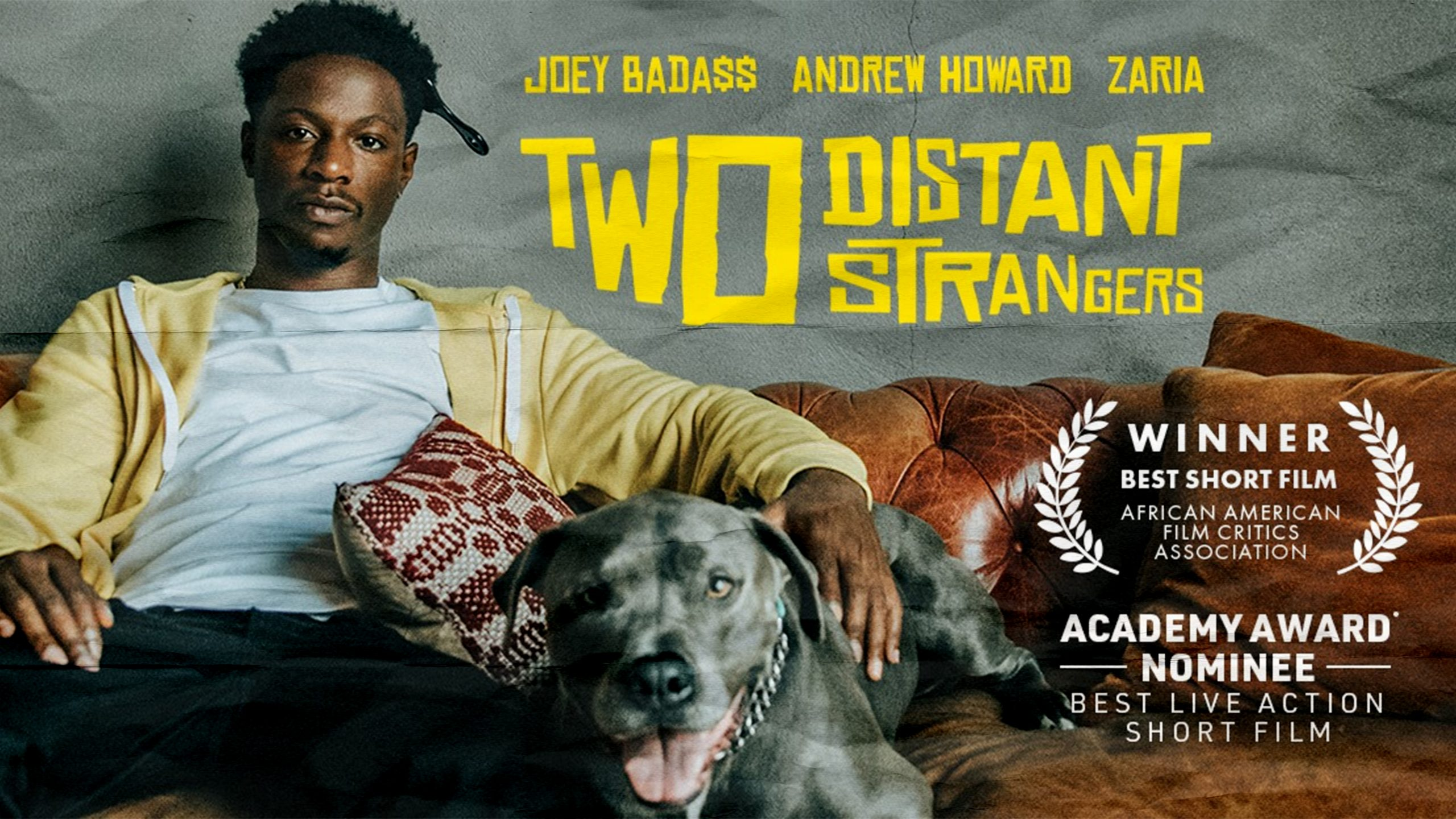 Movie Review   Two Distant Strangers