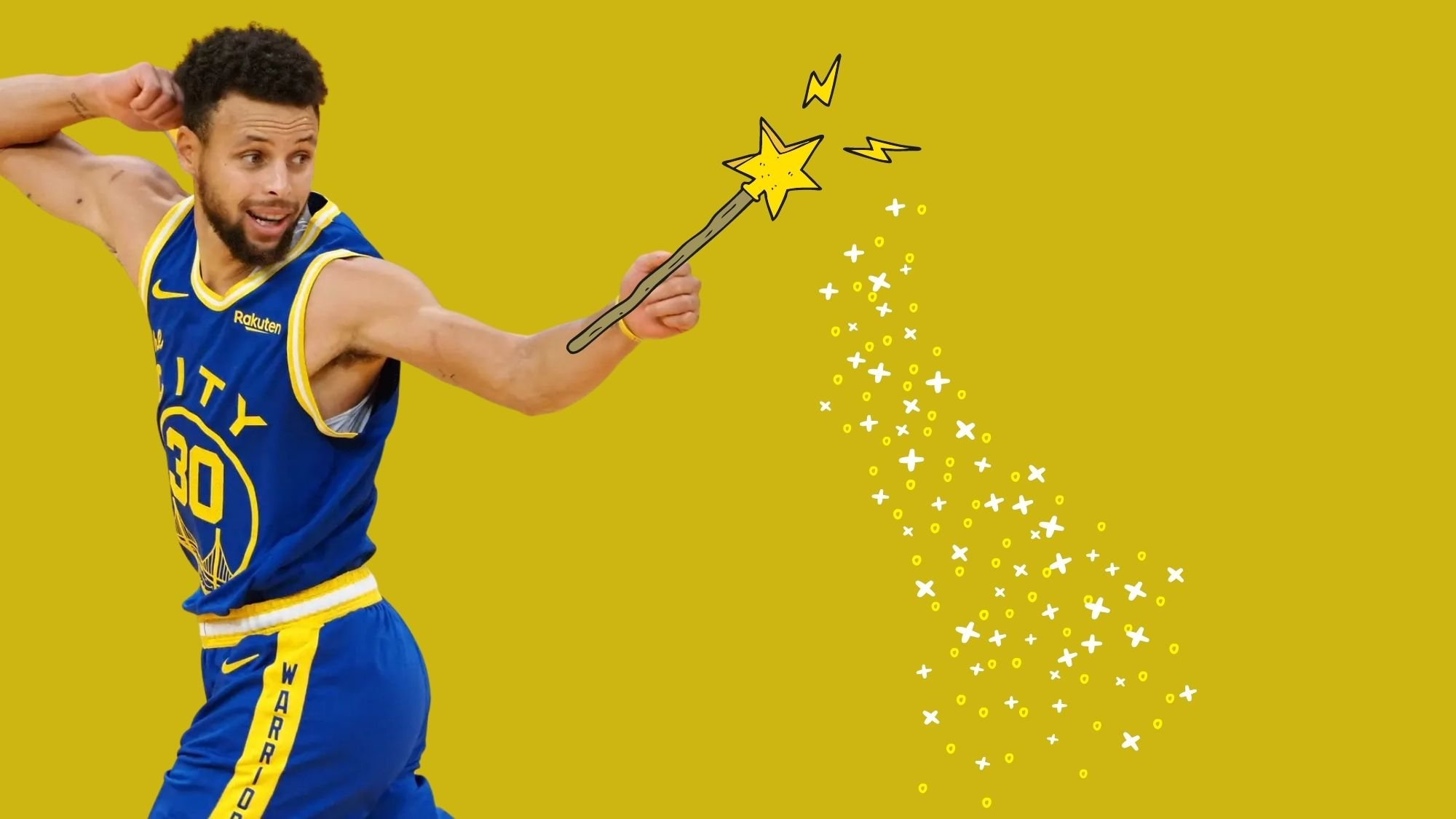 The Magic of Steph Curry
