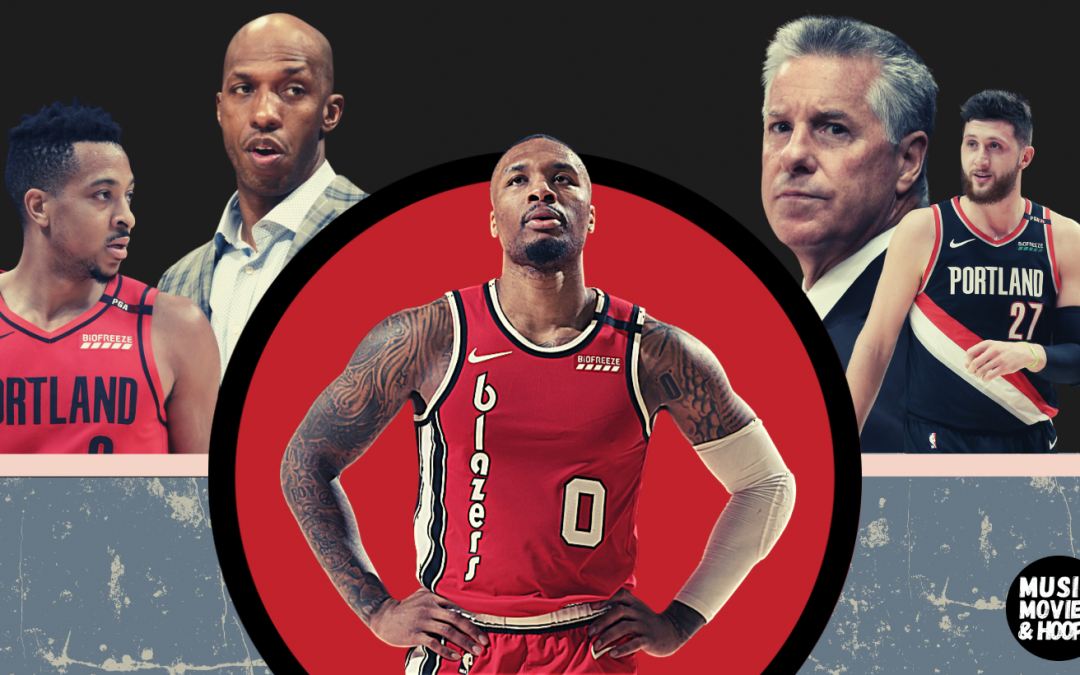 NBA Season Obituaries   Pour One Out For Dolla Dame's Try-Hard Portland Trail Blazers