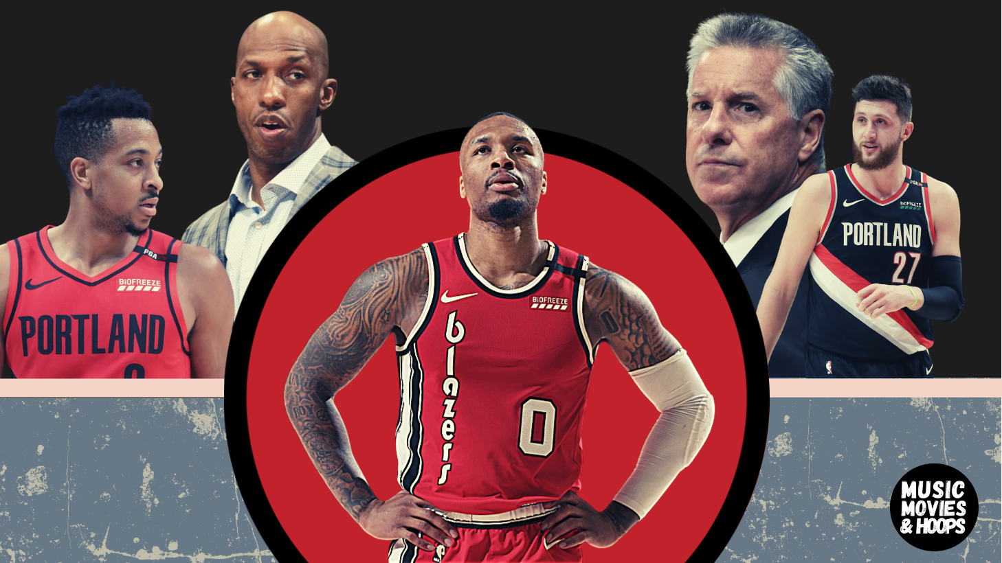 NBA Season Obituaries | Pour One Out For Dolla Dame's Try-Hard Portland Trail Blazers