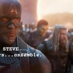 Avengers, Endgame, Page to Screen