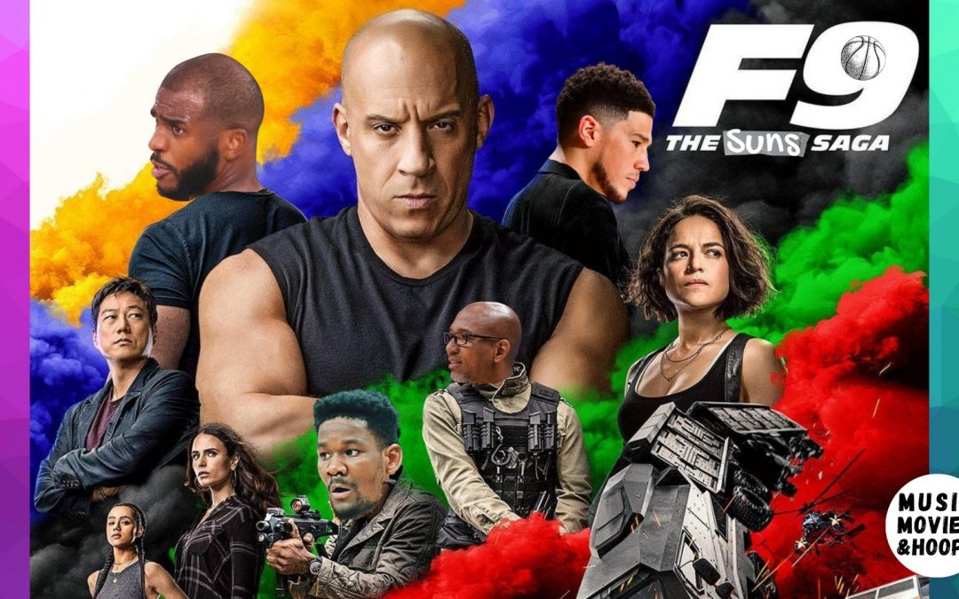 Fast 9, Fast and furious, Phoenix Suns