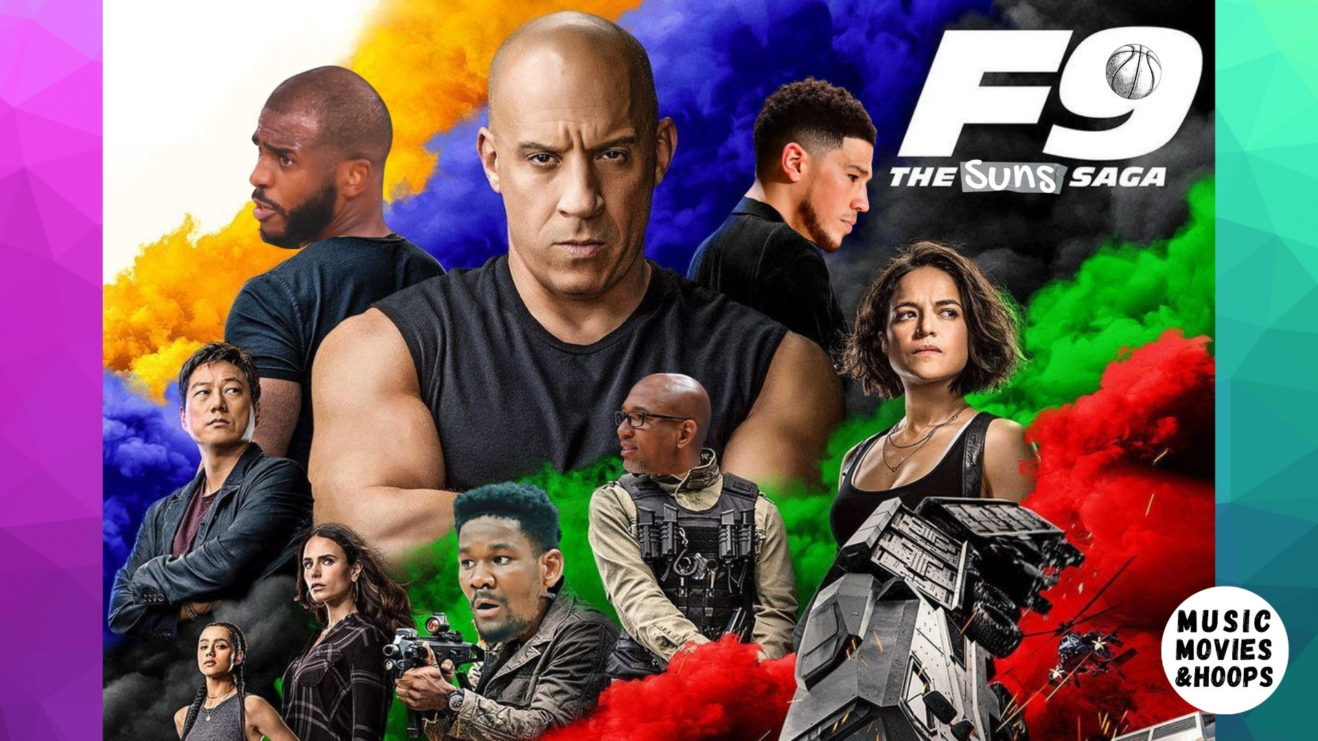 The Fast and Furious Champs