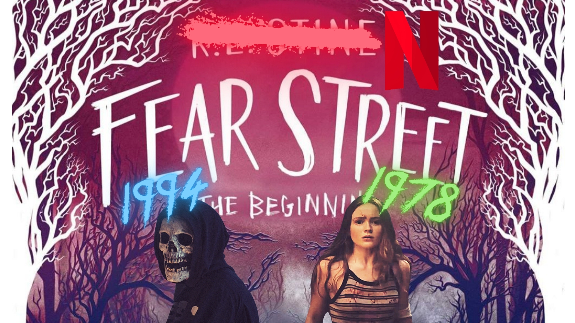 Movie Review   Fear Street Part 1: 1994 and Part 2: 1978