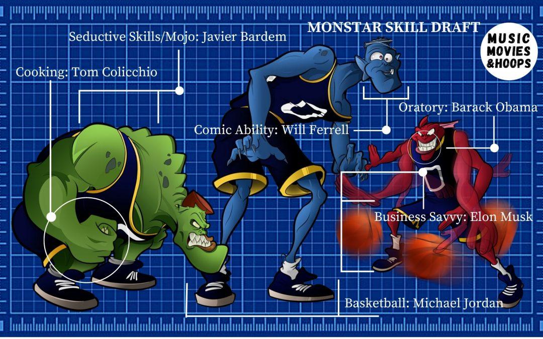 Monstars Draft