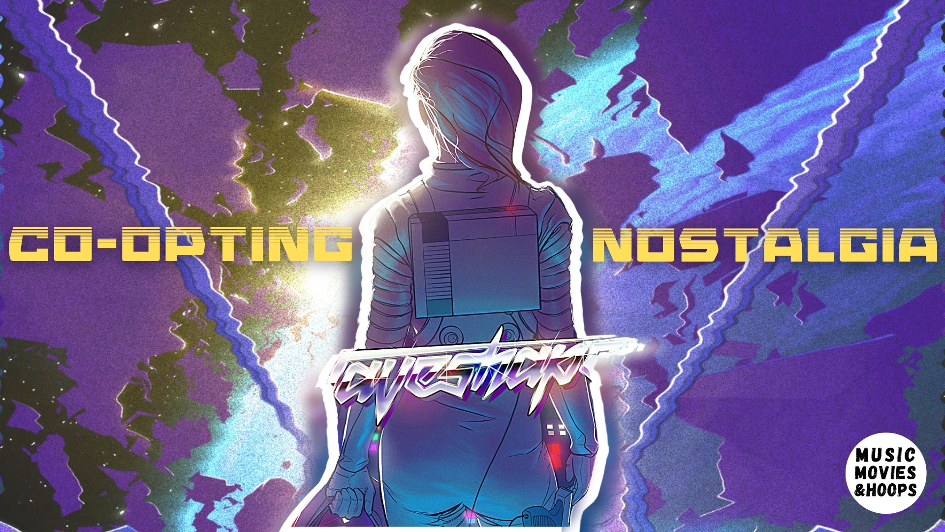 Synthwave and the Benefits and Dangers of Nostalgia