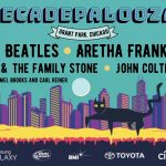 Lollapalooza poster