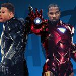 NBA as Avengers