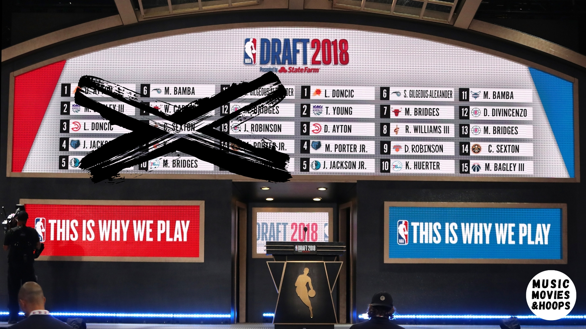 The Last Five Years: Redrafting The 2016-2020 NBA Draft Classes