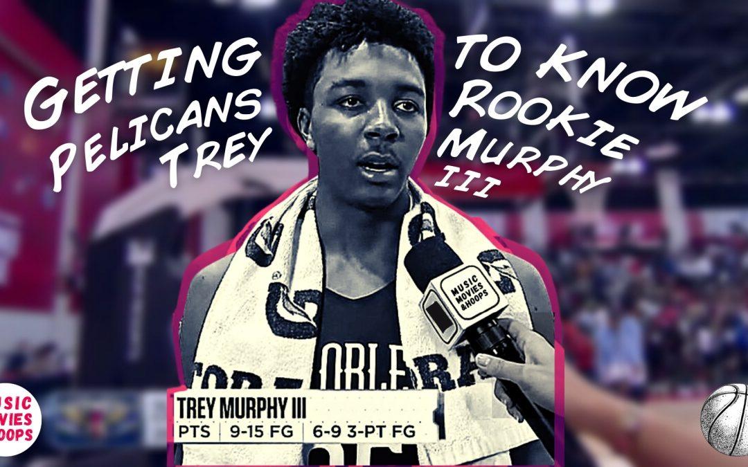 Trey Murphy