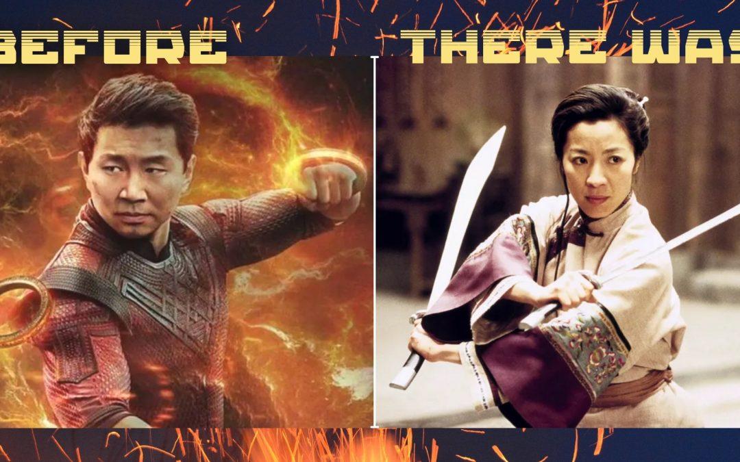 Shang-Chi, Crouching TIger, martial arts