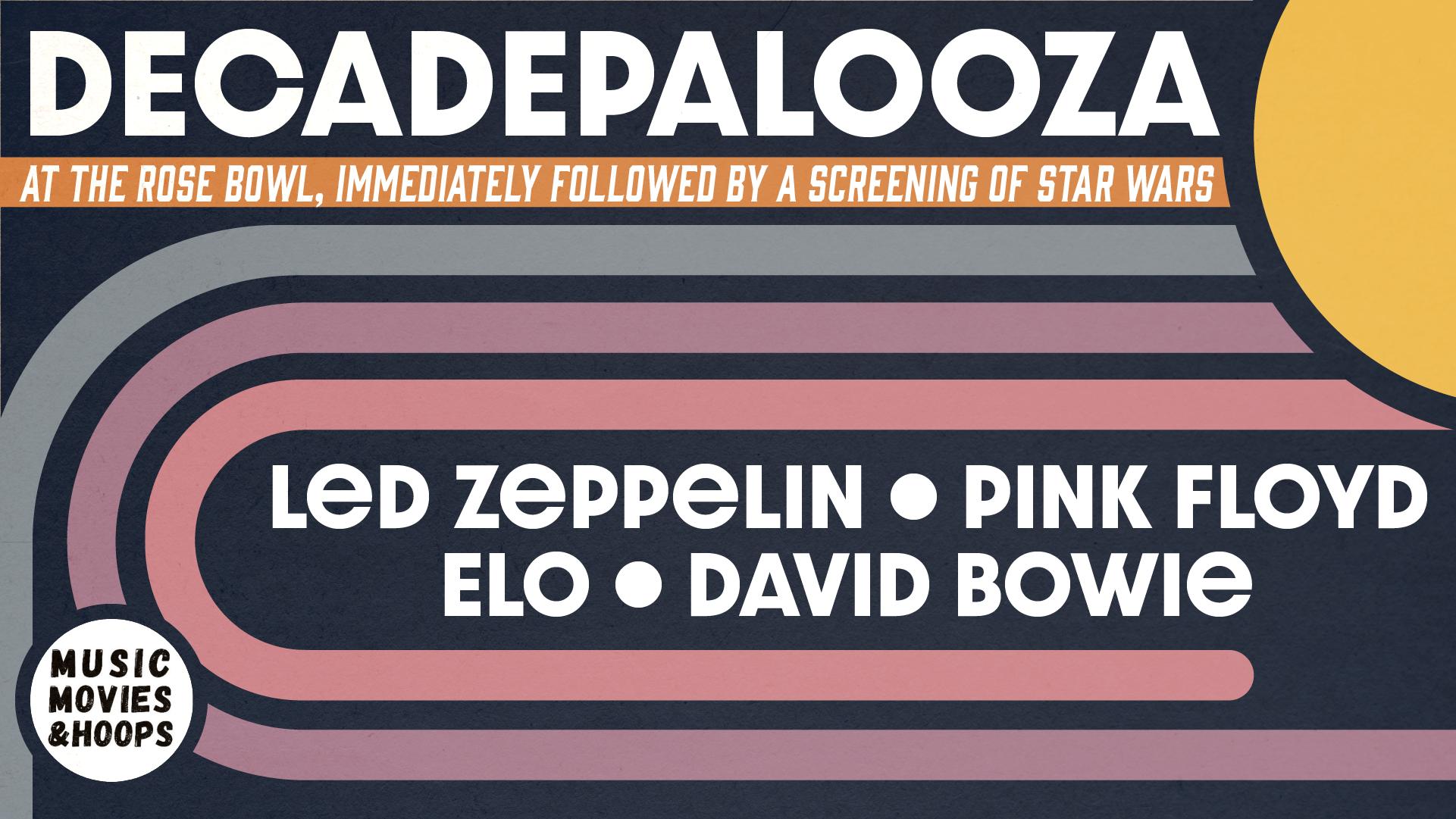 Decadepalooza II: The 1970s