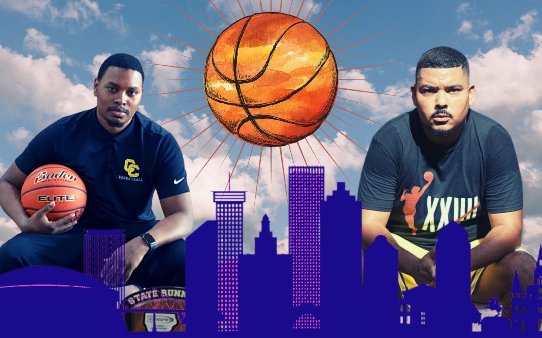 NOLA Basketball Culture Series Part III with Rory Poplion and Shaun Dumas