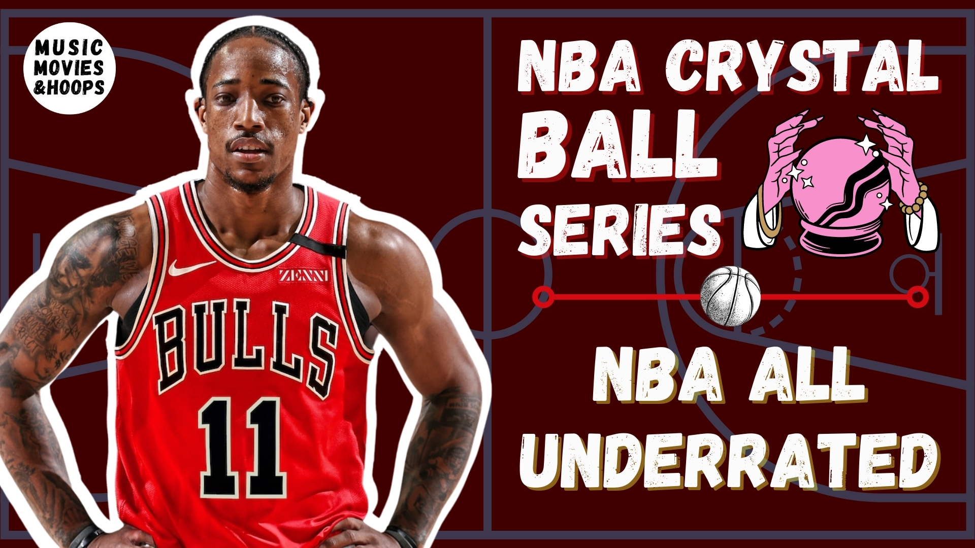 NBA Crystal Ball Series | NBA All-Underrated Team