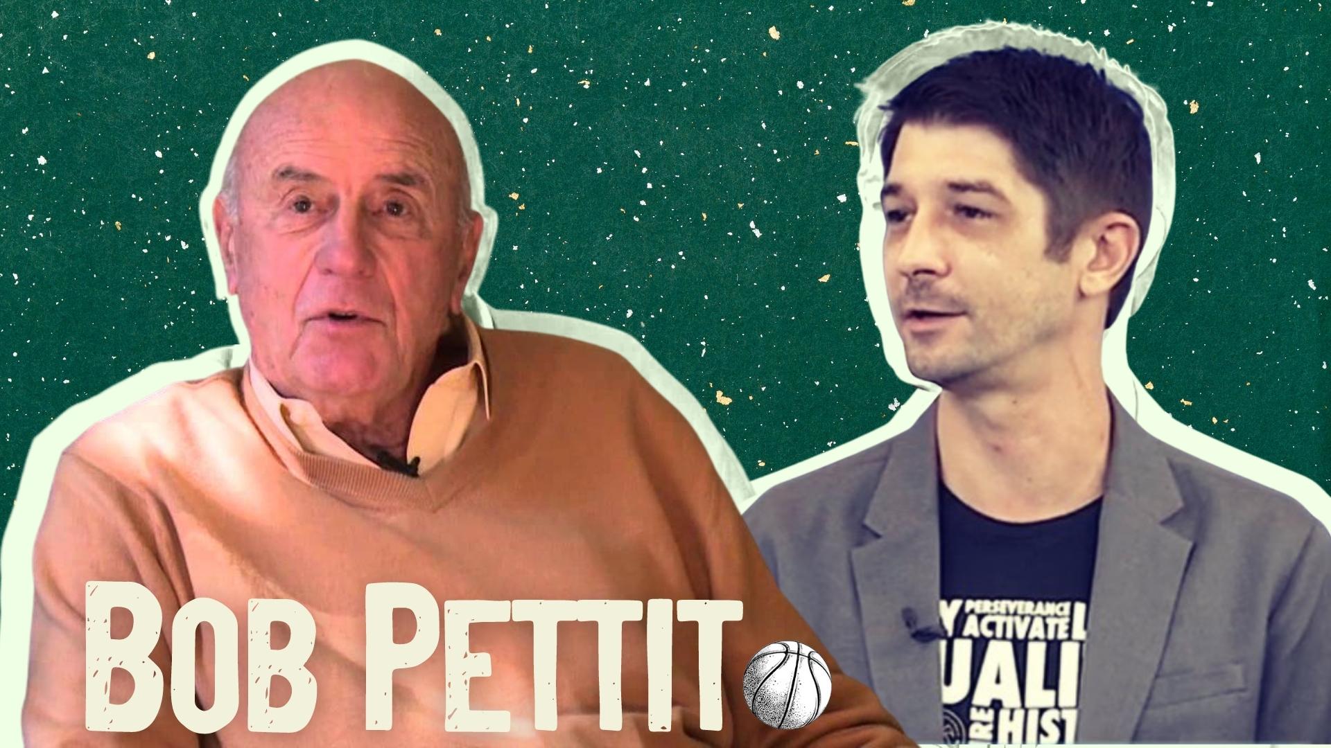 Bob Pettit on Louisiana Basketball and Rewatching Hoosiers