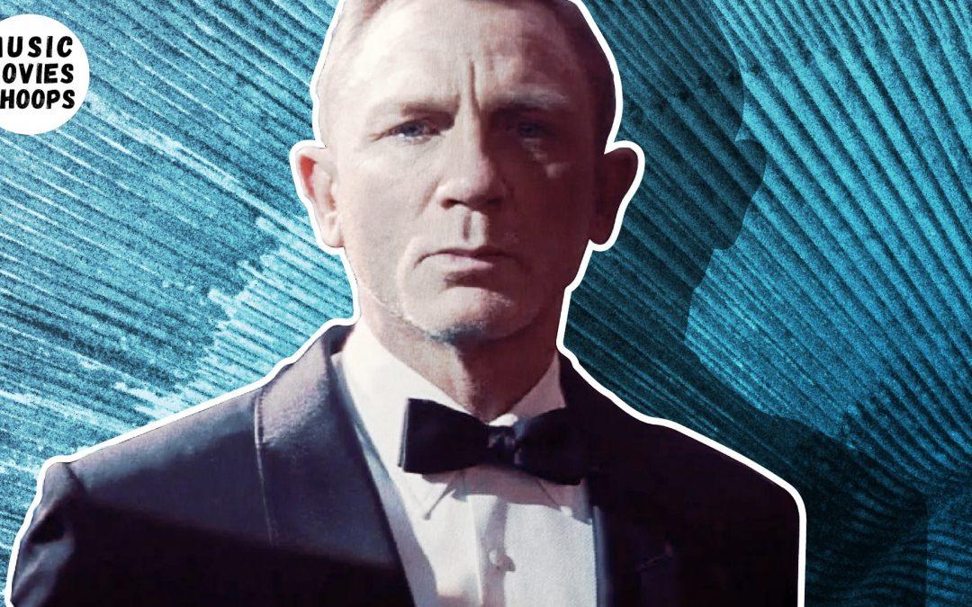 No Time To Die, Daniel Craig, 007, James Bond