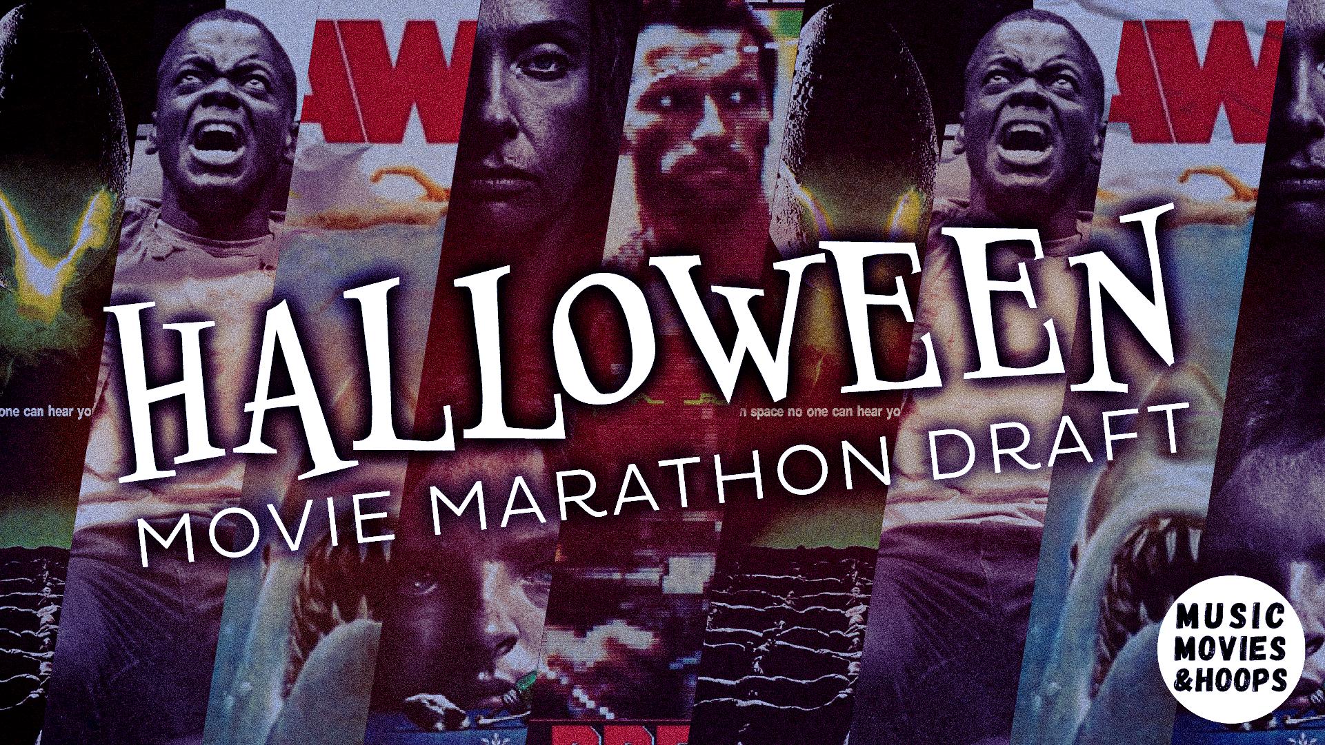 MMH Fantasy Drafts | The Halloween Marathon Draft