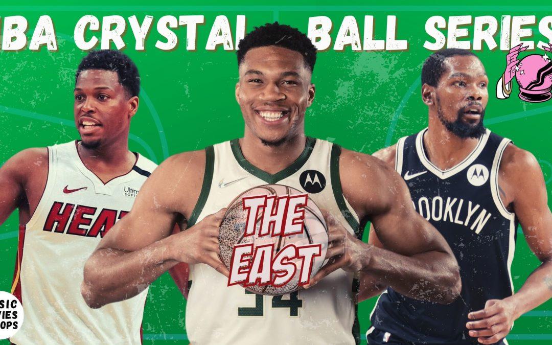 NBA, Eastern Conference, Bucks, Heat, Nets,