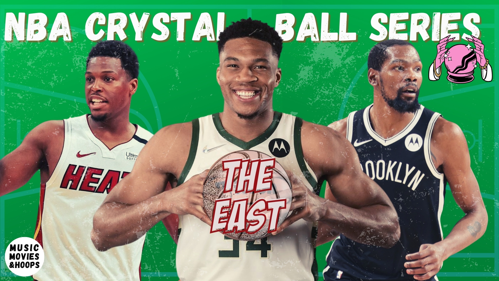 NBA Crystal Ball Series | Eastern Conference Predictions